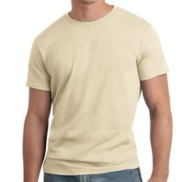 Hanes 100% Ringspun Cotton T-Shirt, 4.5 oz.